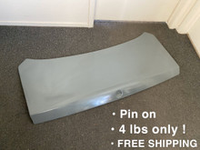 1979-1993 Mustang coupe/conv. LIFT OFF trunk lid