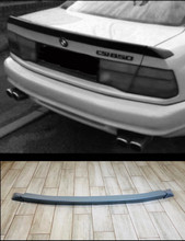 E31 850 ZEEMAX STYLE REAR SPOILER DUCKTAIL 3 PIECE