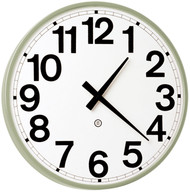 """Peter Pepper Clocks - Model 300 - 10"""" Diameter Clock without Acrylic Cover"""
