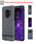 Galaxy S9 Incipio  Esquire Carnaby Drop Protection Secure Case