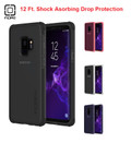 Incipio Galaxy S9 Reprieve Sport 12 Ft. Shock Drop Protection Case