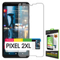 Google Pixel  2 XL For Premium Tempered Glass Cellet Screen Protector