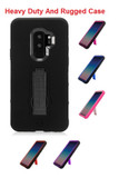 Galaxy S9+ Plus For Hybrid Armor Rugged And Secure Case