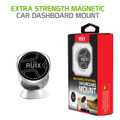 Dashboard Extra Strength Magnetic, Car And Trucker Mount- Cellphone Holder For LG Fortune 2