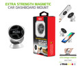 Dashboard Extra Strength Magnetic, Car And Trucker Mount- Cellphone Holder For LG G7 ThinQ