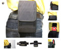 Mgbca Nylon Extended Holster Pouch Big And Secure For ASUS ZenFone V Otterbox Commuter