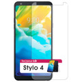 LG Stylo 4 For Premium Tempered Glass Cellet Screen Protector