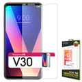 LG V30 For Premium Tempered Glass Cellet Screen Protector
