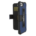 Urban Armor Gear Metropolis (UAG) Cobalt /Navy Blue Cover Case Fits Apple Iphone 7/6S/6 Cell Phone