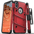 Zizo Bolt IPhone XS Max Holster Case, Multi Layered, Armor Rugged  And Secure