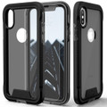Zizo Ion IPhone XS Max , Triple Layered, Hybrid Military Drop Tested  Case