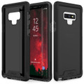 Zizo Ion Galaxy Note 9, Triple Layered, Hybrid Military Drop Tested  Case