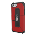 Urban Armor Gear Metropolis (UAG) Magma /Red Cover Case Fits Apple Iphone 7/6S/6 Cell Phone