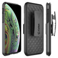 Cellet IPhone XS Max Shell Holster Combo Case , Secure Belt Clip
