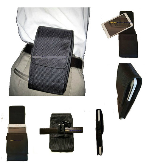Mgbca Nylon Holster Pouch Case fits Galaxy Tab 4   7 inch Tablet pic1
