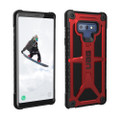 UAG Galaxy Note 9 Monarch Rugged Military Drop Tested Case Crimson Picture 7