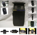 Extended Nylon Holster Pouch For Your Droid Maxx Med-Large Secure Sturdy Clip