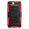IPhone 7 For Holster Combo Hybrid Armor Secure Belt Clip Case
