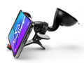 Cellet Dashboard / Windshield Car Mount Holder For Your LG Aristo/ LV3/ V3 MS210