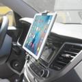 Tablet CD Slot Mount Black - Cellet Universal for Huawei MediaPad T1 10 Device