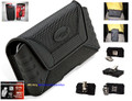 Rugged QX NXT Tough Holster Pouch For Motorola Nexus 6 Secure Strong Clip