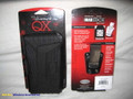 Rugged QX NXT Tough Holster Pouch For Motorola Moto Z Secure Strong Clip