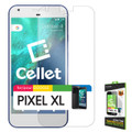 """Tempered Glass [Cellet] Premium  (0.3mm) Screen Protector Guard For Google Pixel XL 5.5"""" /W2100 Cellphone"""