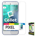 """Tempered Glass [Cellet] Premium  (0.3mm) Screen Protector Guard For Google Pixel 5.0"""" /W4100 (Verizon) Cellphone"""