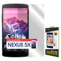 Tempered Glass [Cellet] Premium  (0.3mm) Screen Protector Guard For Google Nexus 5X Cellphone
