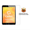 Tempered Glass [Cellet] Premium Screen Protector Guard [0.3mm] Ultra Thin Design For Apple IPad Mini 4 Tablet
