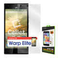Tempered Glass Cellet Premium  (0.3mm) Ultra Thin Design Screen Protector for Zte Warp Elite/N9518 (Boost Mobile) Cellphone