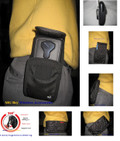 Nite Ize Extended Wide Cargo Holster Pouch Case Heavy Duty Rugged XX-large Rotating Swivel 360 Clip Fits Samsung Galaxy J7 Perx V 2017 Prime/Sky Pro