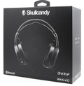 Skullcandy Crusher Bluetooth Wireless Over-Ear [Enhanced Bass] Headphone with Mic (Black) For Samsung Galaxy / Motorola / LG/ Zte/ Apple Iphone Smartphones /Devices Etc.