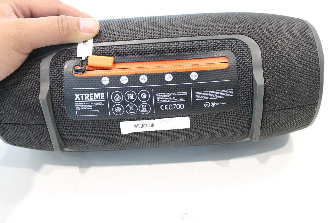 Jbl Xtreme Splashproof Portable Wireless Bluetooth Speaker Red Black Larger More Photos