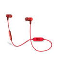 JBL E25BT In-Ear  Bluetooth Headset (Red)  For Samsung Galaxy / Motorola / LG/ Zte/ Apple Iphones Smartphones /Devices Etc.