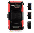 Coolpad Defiant For Holster Combo Armor And Secure Belt Clip