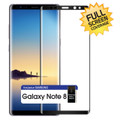 Tempered Glass Cellet  3D Full Screen Protector For Samsung Galaxy Note 8 Cellphone