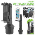 Tablet Cellet Car/ Truck Cup Holder Mount  - Universal For Android  Devices