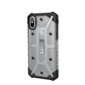 Urban Armor Gear Plasma Series (UAG) Ice/Clear Cover Case Fits Apple IPhone X Cell Phone