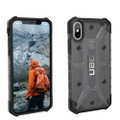Urban Armor Gear Plasma Series (UAG) Ash/ Black Cover Case Fits Apple IPhone X Cell Phone