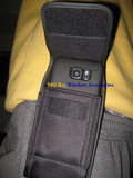 Prestige 2 For Extended Nylon Rugged Big Holster Pouch