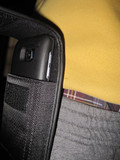 LG Aristo/ Risio 2 For Extended Nylon Rugged Big Pouch