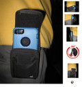 Moto E4 For Rugged Secure Pouch  Nite Ize Tall Cargo