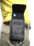 LG Q6 Otterbox Commuter Case For Extended Nylon Holster Pouch