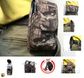 LG Q6 For Pouch Case, Rugged And Secure, Nite Ize Mossy Oak Tall