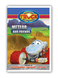 Monster Truck Adventures: Meteor and Friends