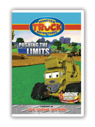 Monster Truck Adventures: Pushing The Limits