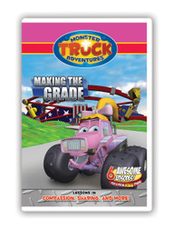 Monster Truck Adventures: Making the Grade