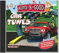 Auto-B-Good Car TUNES: Volume 1 (CD) Music from the Auto-B-Good Faith Collection Series
