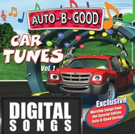 Auto-B-Good Car TUNES: Volume 1 Music from the Auto-B-Good Faith Collection Series Music -Download